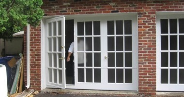 The advantages of A Sectional Garage Doorways