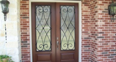 The benefit of Decorative Glass Doorways