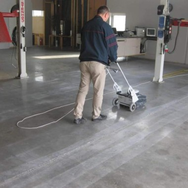 Tips To Improve Your Concrete Floor Grinding