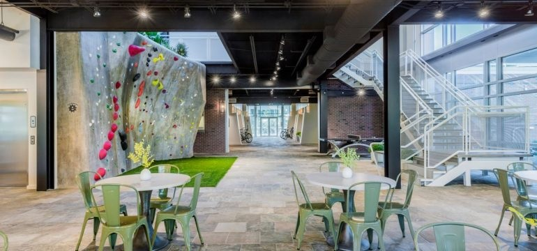 INVIGORATE YOUR COMMERCIAL OFFICE THIS SPRING